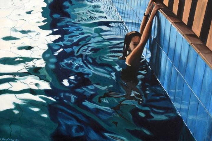 Brigitte Yoshiko Pruchnow - Pool