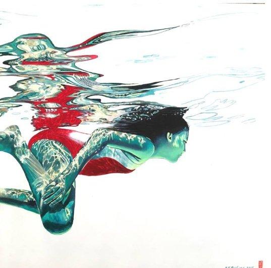 Brigitte-Yoshiko-Pruchnow-Rainbow-Skin-No.-02