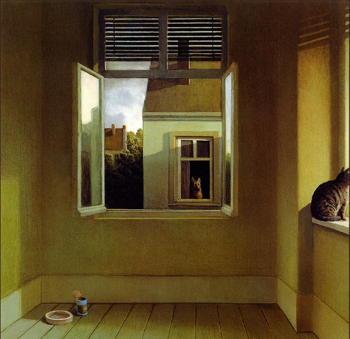 Michael Sowa - A Summer Night's Melancholy