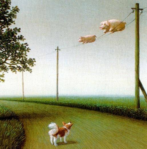 Michael Sowa - Migratory Pigs