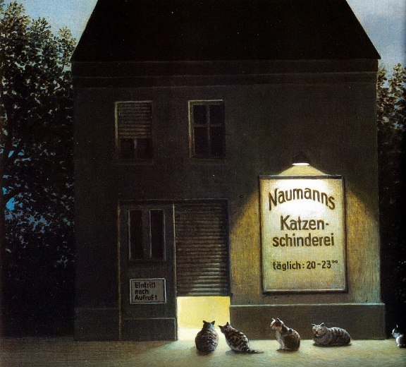 Michael Sowa - Naumanns Cruelty Service for Cats