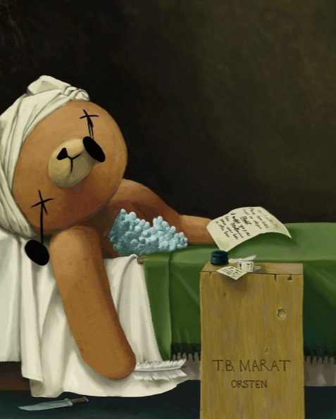 Reid Orsten - The Death of Teddy Bear Marat