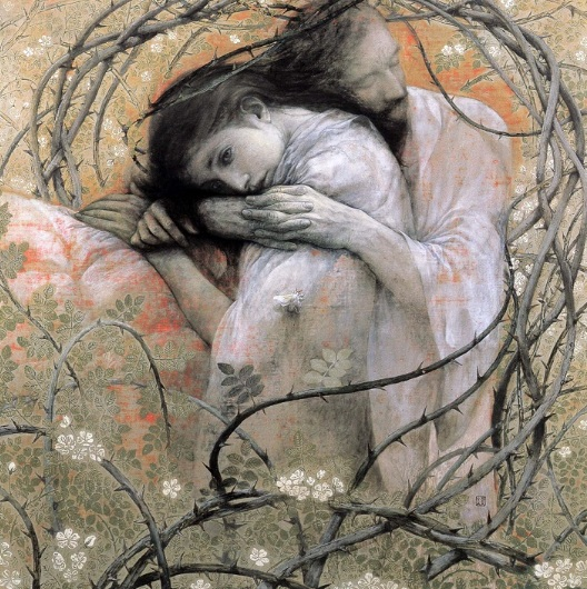Toshiyuki Enoki - Thorn and Silk