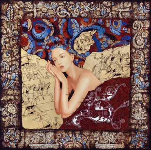 KAMU Sergey & Olga art