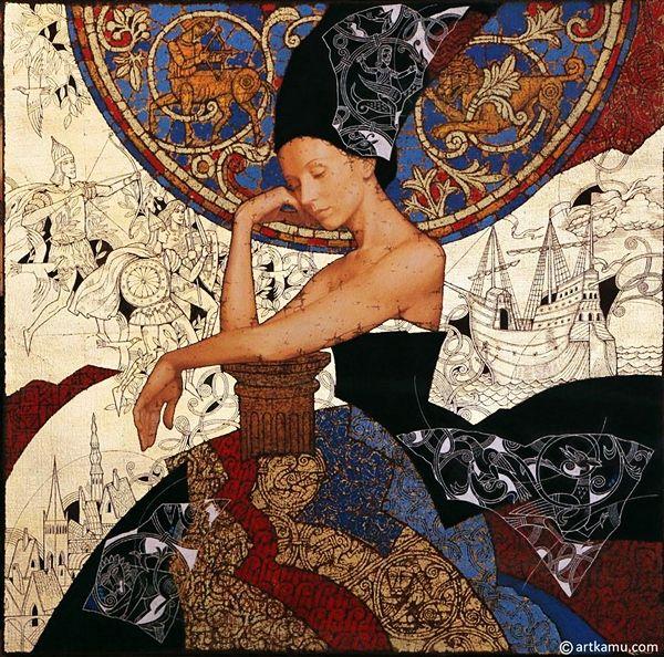 KAMU Sergey & Olga artwork