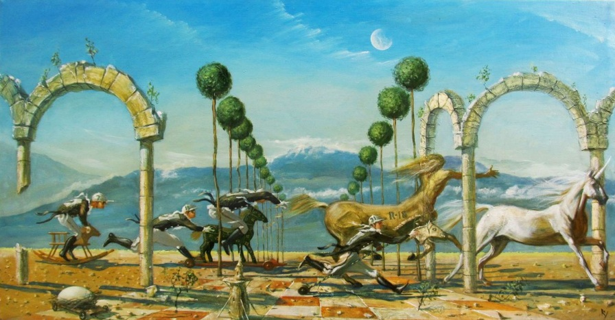 Serhiy Roy - Catch the unicorn