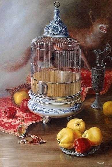 Svetlana-Sintseva-Bird-cage