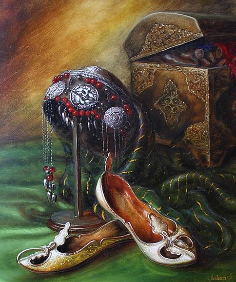 Svetlana Sintseva - Oriental shoes
