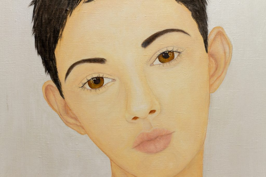Yuliia-Ustymenko-Pearl-Female-oil-portrait-close-up-detail