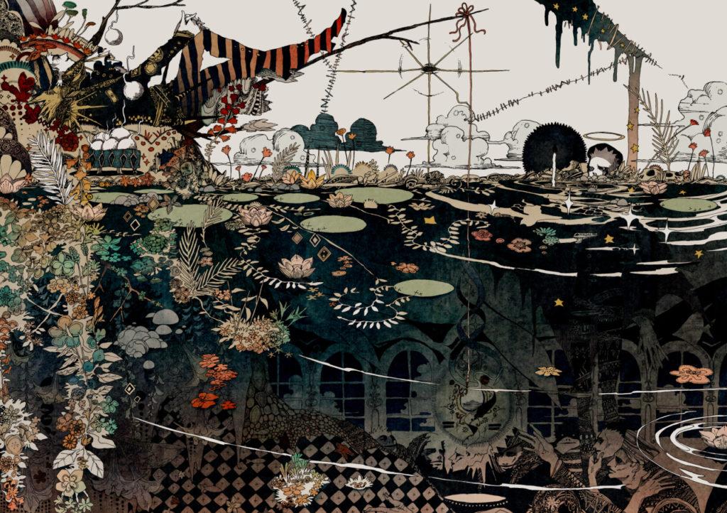 Akiya Kageichi art