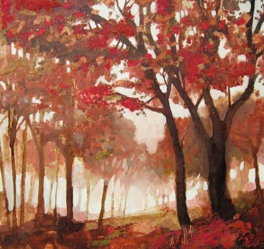 Carmen Montero - Fog