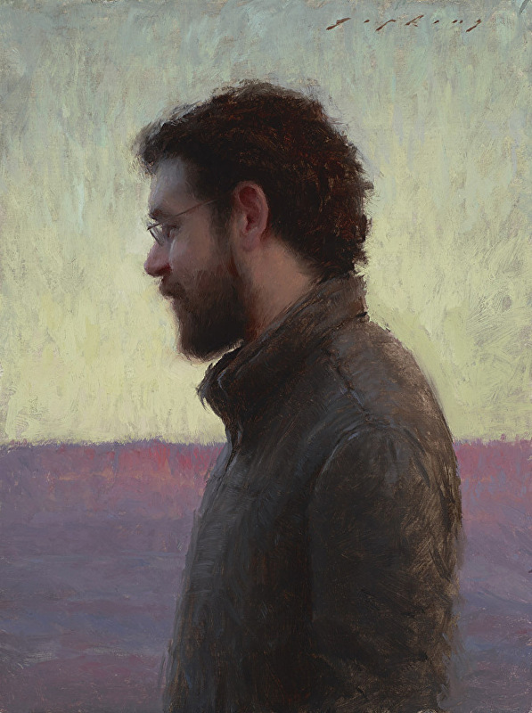 Jeremy Lipking - At Home