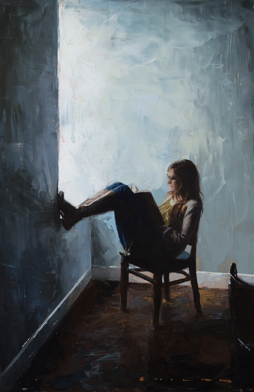 Casey Childs - Light and Solitude