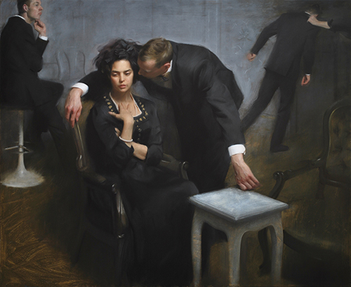 Nick Alm - Three stages