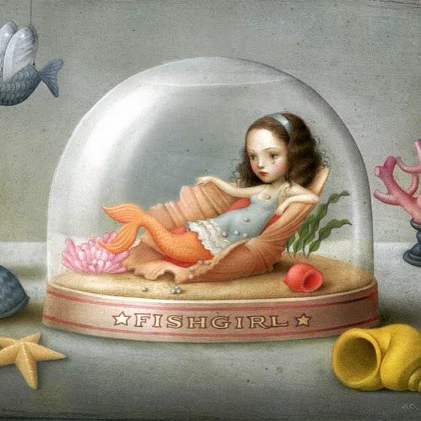 Nicoletta Ceccoli art