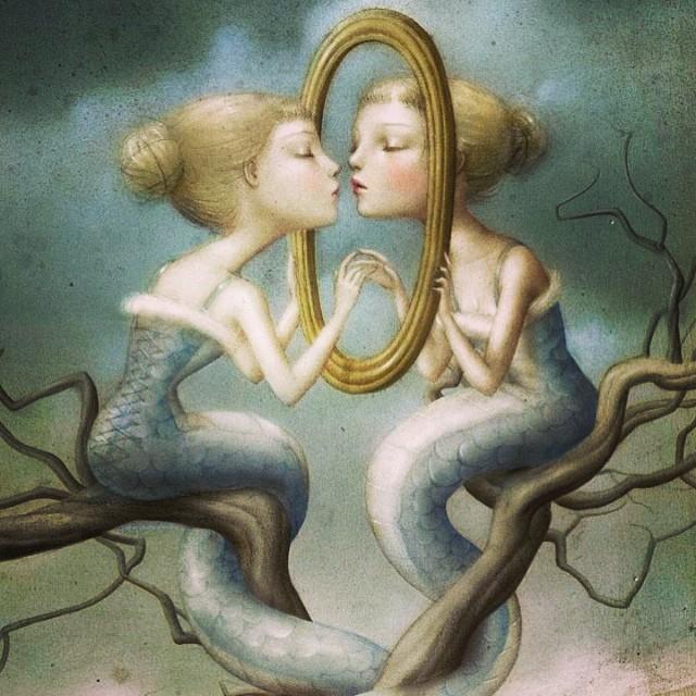 Nicoletta Ceccoli arts