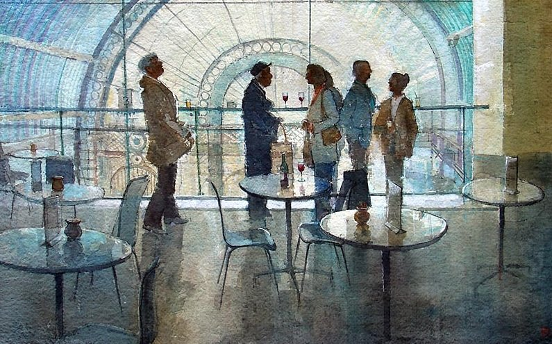 Paul-Banning-Early-drinkers-The-Opera-House