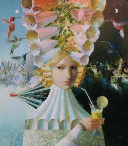 Anna Berezovskaya - Cool Juice