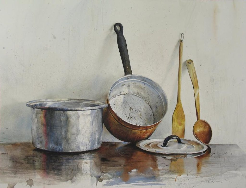Atanas Matsoureff - Kitchen