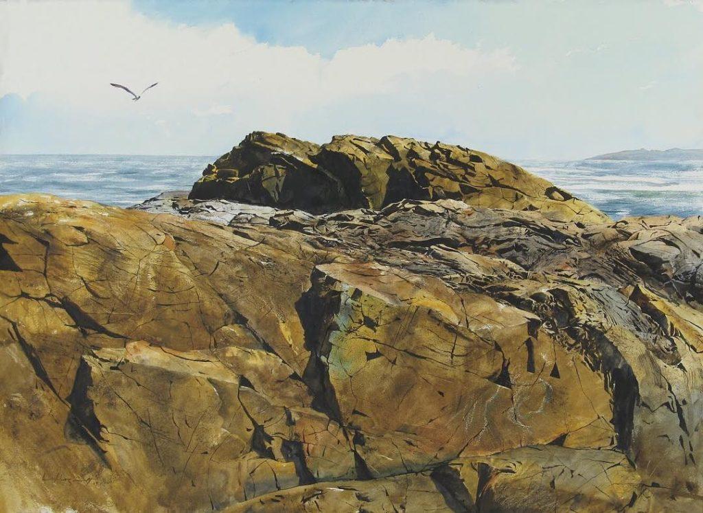 Atanas Matsoureff - Rocks