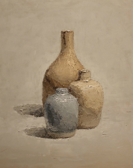 Brian Blackham - Three pots