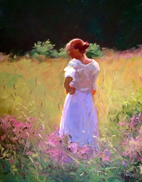 Dennis Perrin - Among the Wildflowers