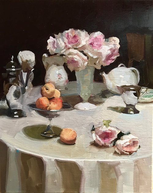 Dennis Perrin - Peaches and Roses