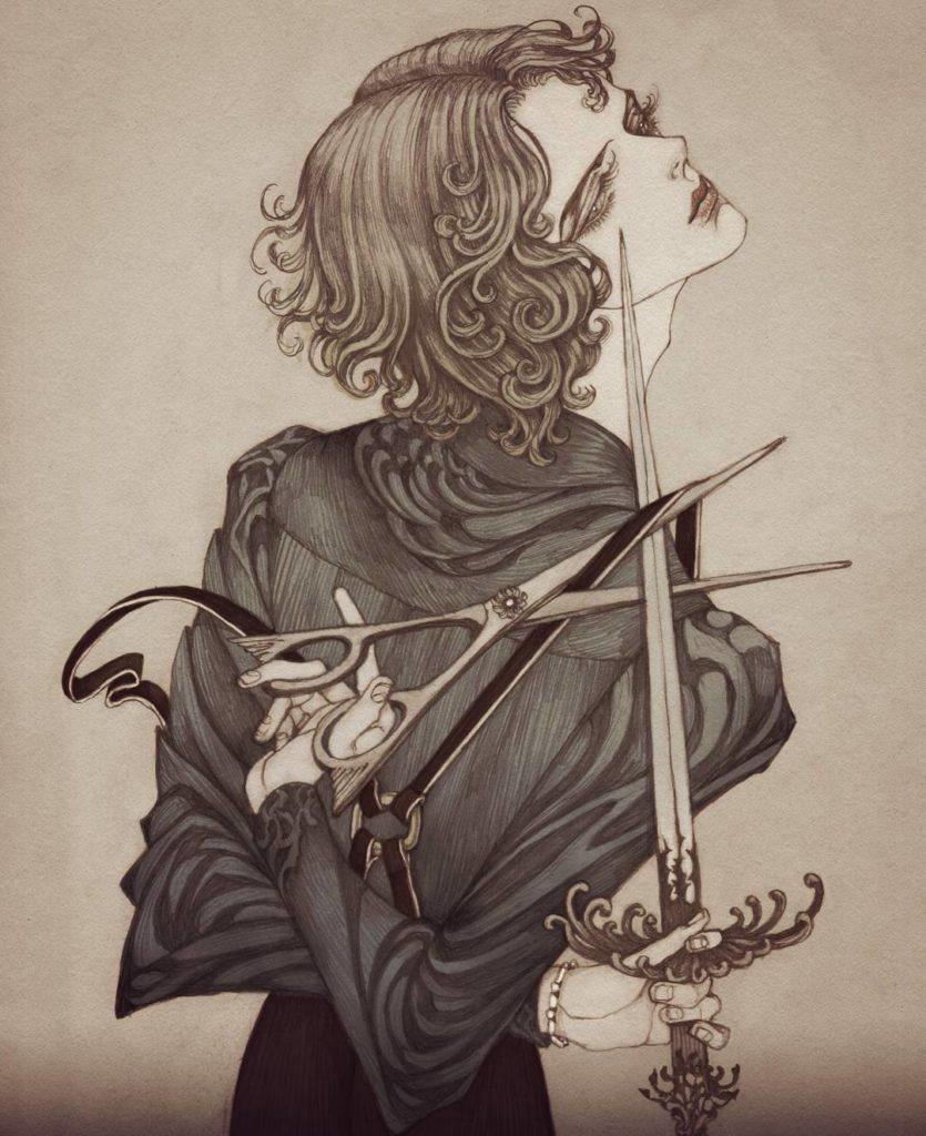 Jin artwork