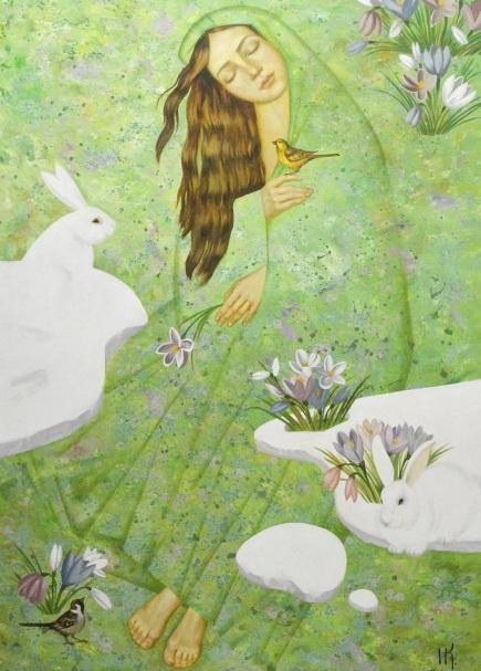 Natalia Klimova - Awakening of spring