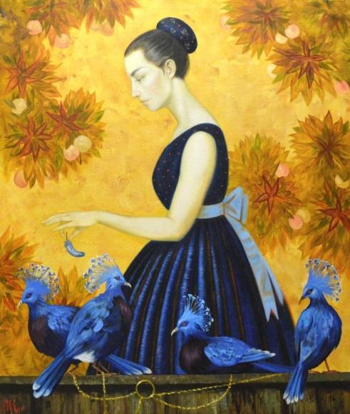 Natalia Klimova - Blue melody