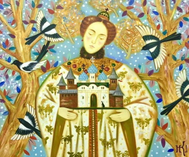 Natalia Klimova - Heritage princess