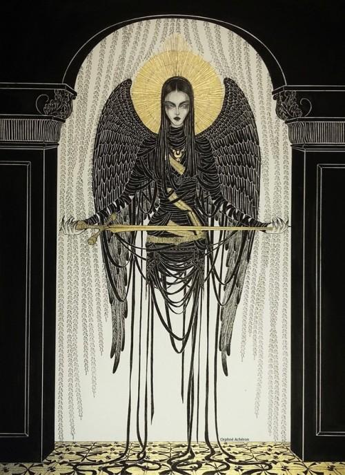 Orphne Acheron - THE SPHINX.XVI.I.MMXVIII