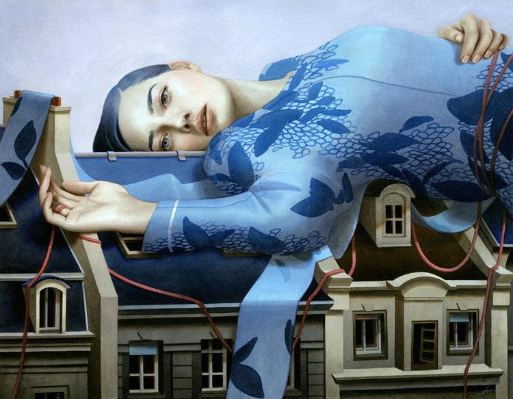 Tran Nguyen - Bedridden-Mementos