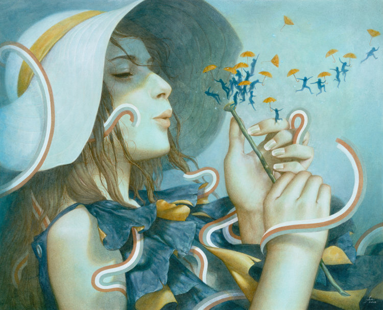 Tran Nguyen - If-the-world-keeps