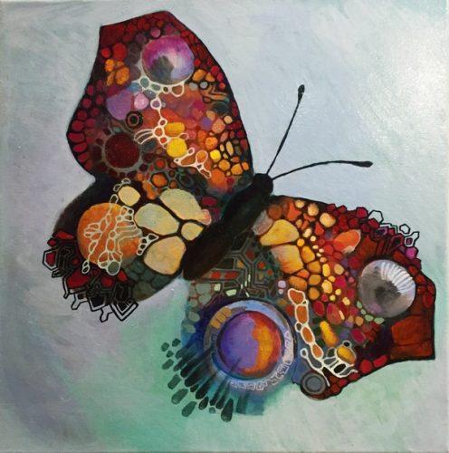 Eva Panchenko - Butterfly