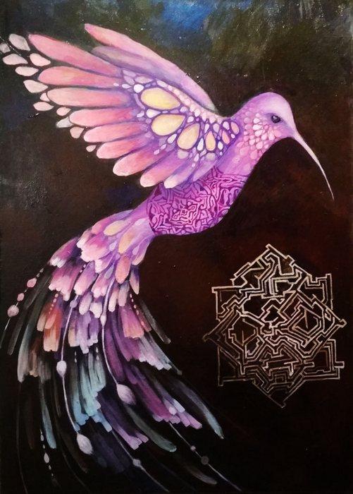 Eva Panchenko - Hummingbird