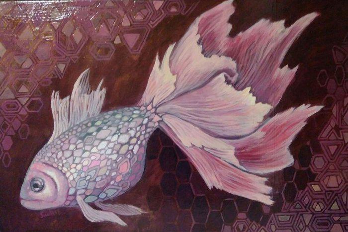 Eva Panchenko - Pearl fish
