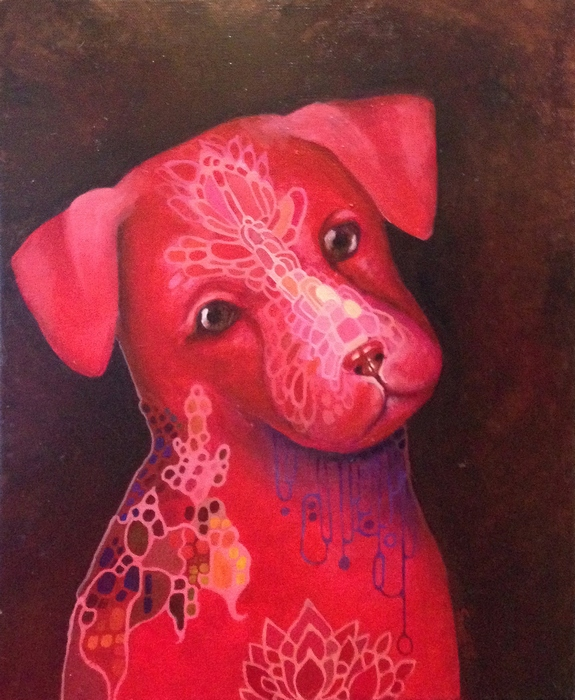 Eva Panchenko - Puppy Bear