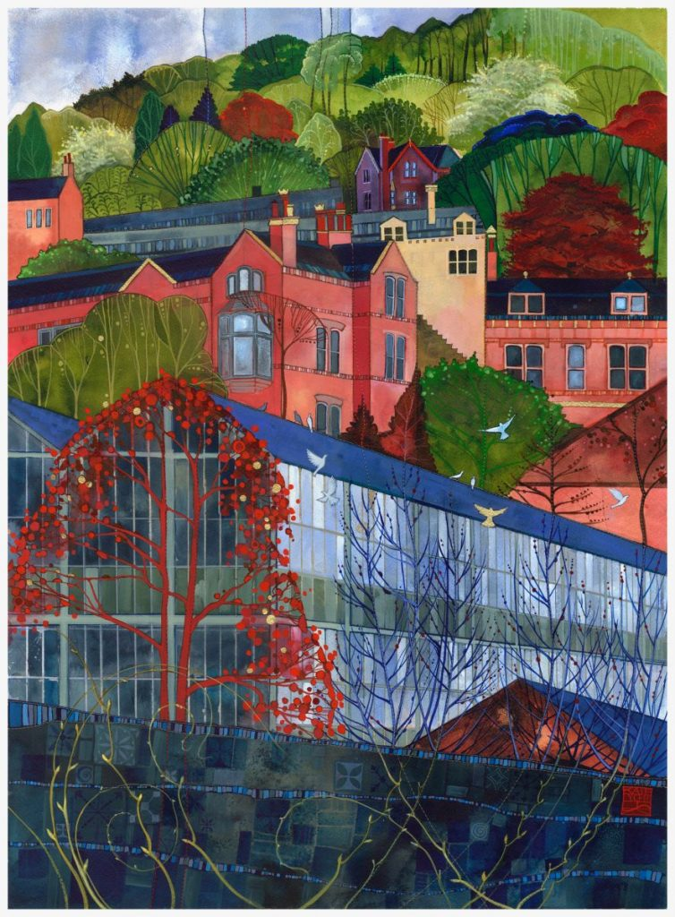 Kate Lycett - The Glass House