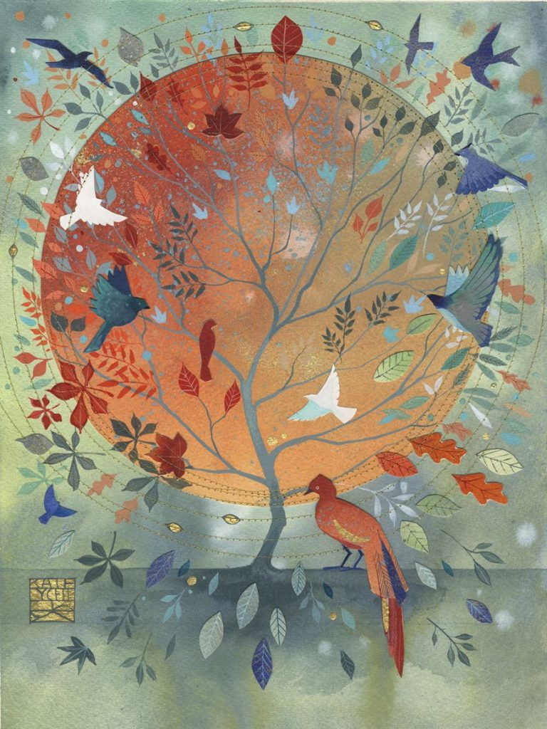 Kate Lycett - The Tree of Life - Hebden Bridge