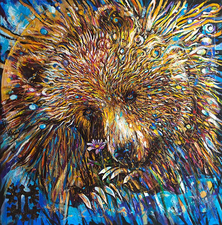 Vitaliy Kotikov - Bear's sun