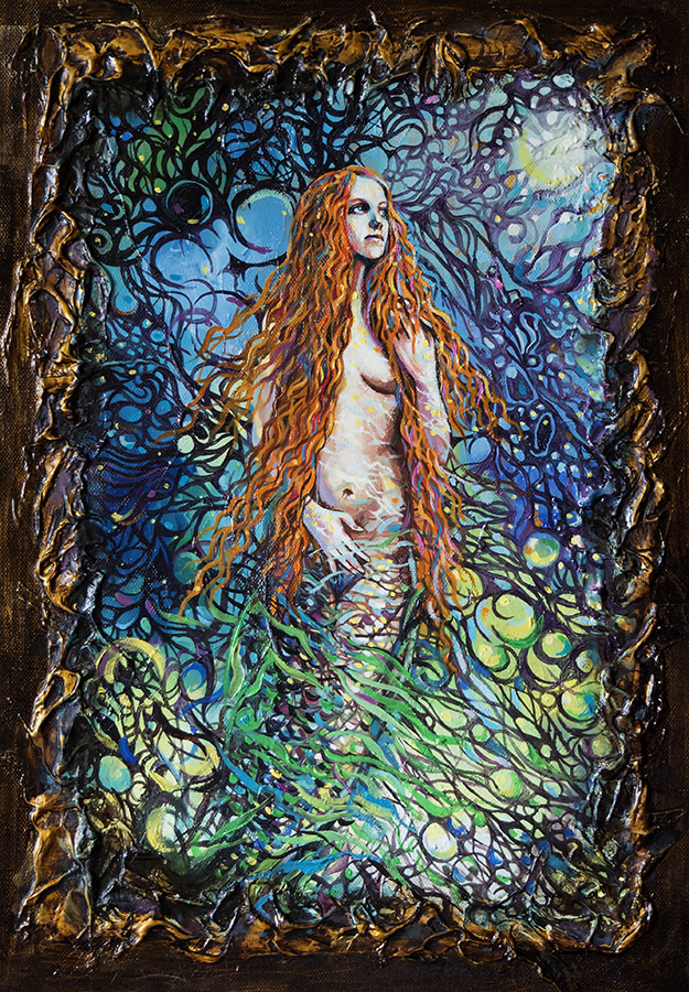 Vitaliy Kotikov - Mermaid