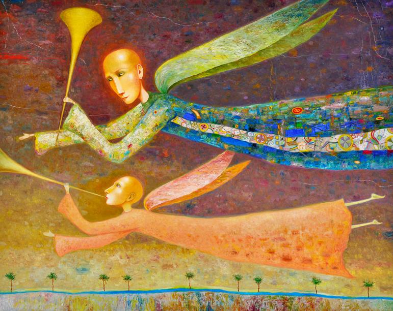 Arunas Zilys - Angels Song