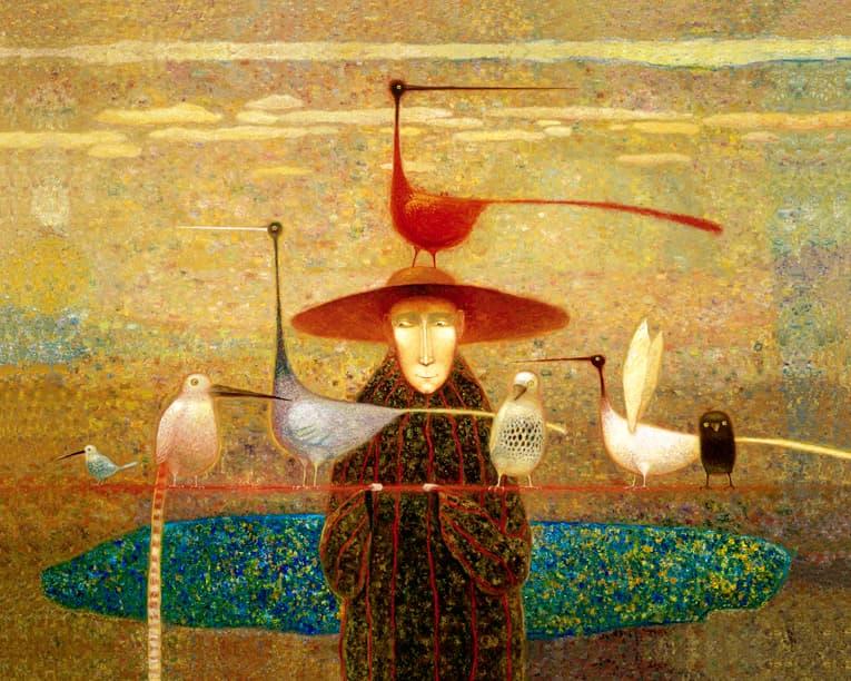 Arunas Zilys - Birdman