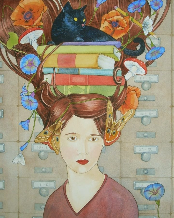 Mary Alayne Thomas - The Librarian