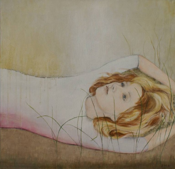 June Sira - Girl, Gras
