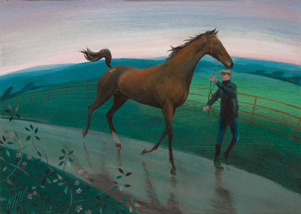 Nicholas Hely Hutchinson - The New Horse