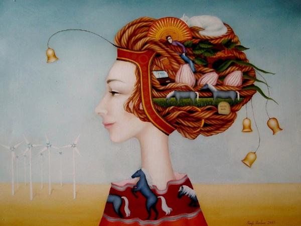 Tetyana Vezeleva - Bells
