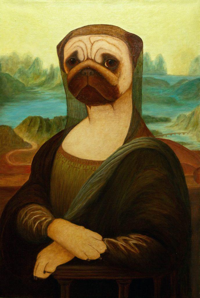 Yuliia Ustymenko - Mona Puglisa