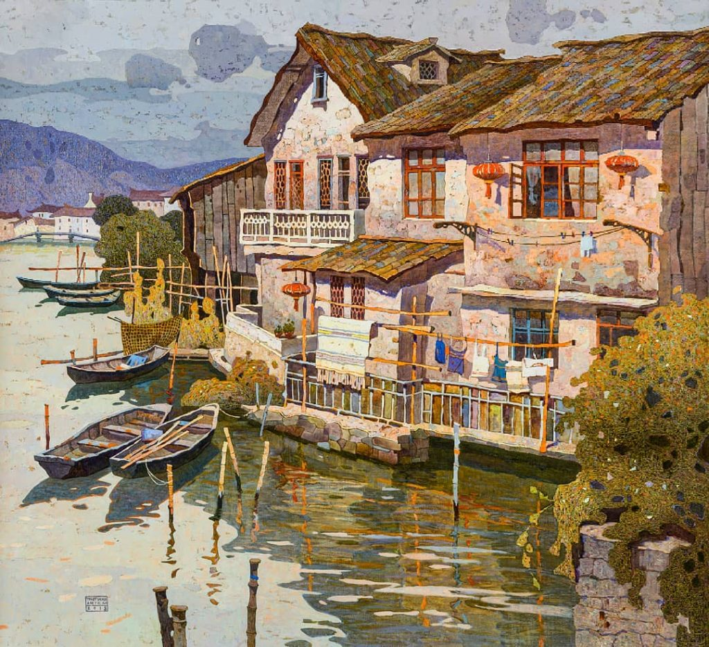 Artem Tolstukhin - Chinese Venice